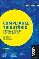 Livro Compliance Tributário: práticas, riscos e atualidades
