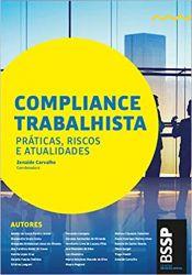 Livro Compliance trabalhista: práticas, riscos e atualidades